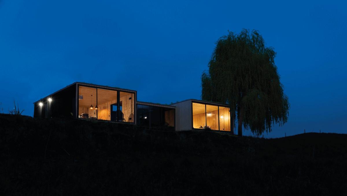 maison conteneur architecte design