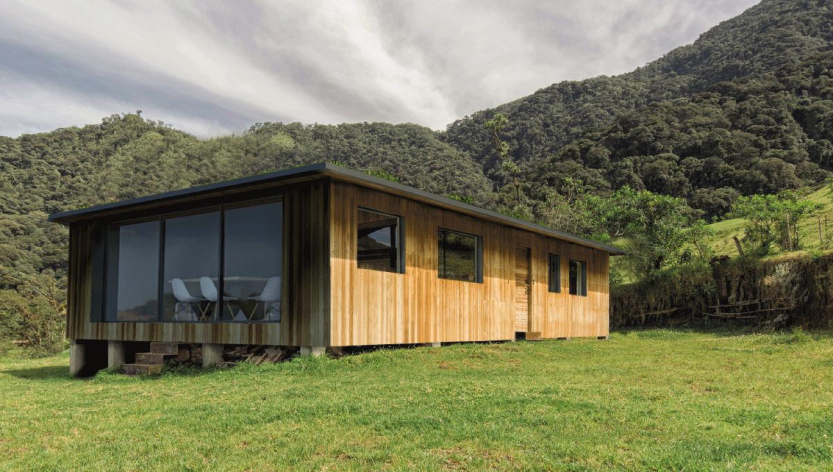 villa maison conteneur architecte