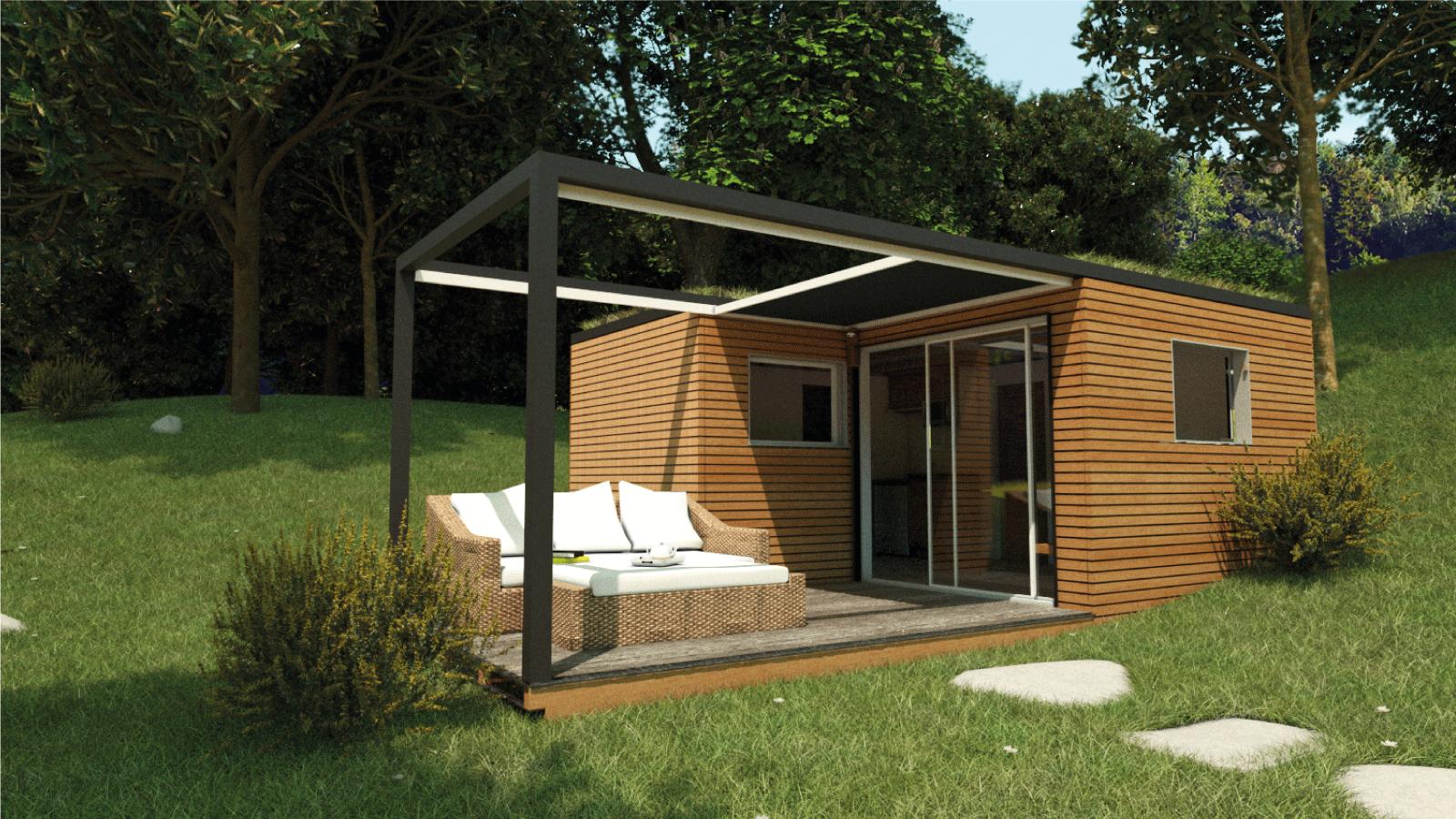 airbnb studio de jardin
