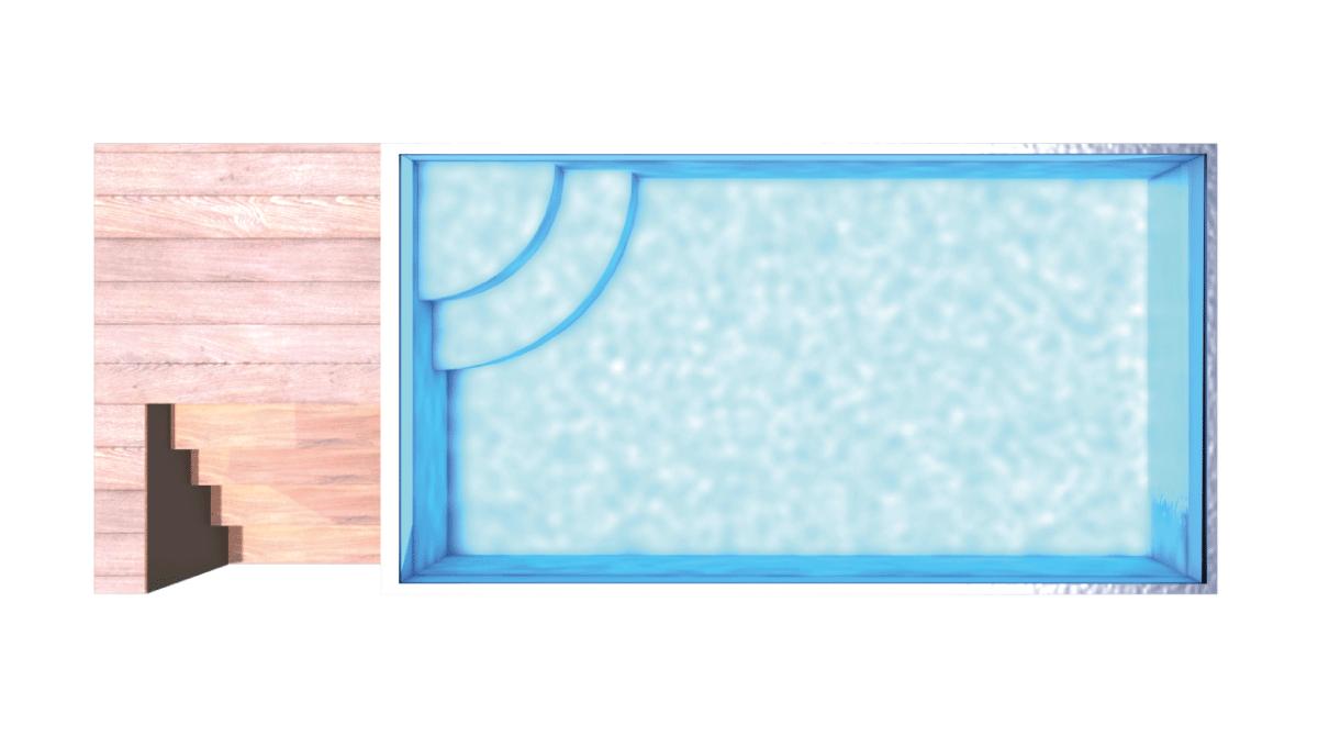Bassin 9.9 m2